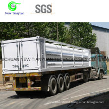 22.2m3 Total Volume Capacity 6 Jumbo Tubes Container Skid
