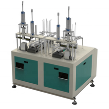 Model DGB paper cake tray forming machine for cupcake