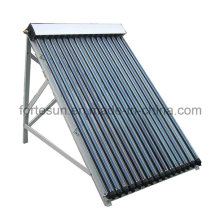 High Efficiency Heat Pipe Solar Collector for Home Use