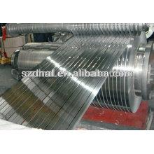 Tira / tira / aleta de alumínio de alta qualidade 8011 / fita