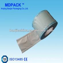 Bolsas y carretes de esterilización médica