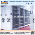 Heiße Verkaufs-Speicher-bewegliche Stahlbibliotheks-Regale