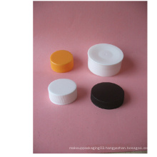 24mm 32mm Round Smooth Screw Cap Without Bottle