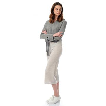 The Cropped Flare Pant