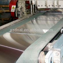DC Grade 8011H14 Folha de alumínio laminada a quente para anodizado