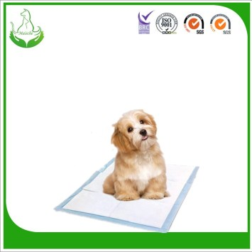 puppy pads with attractant