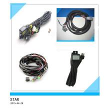 Faisceau de câblage de relais de fusible de voiture de contrôleur de la voiture HID H4-3 de 35W