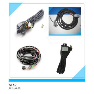 35 Watt Auto HID H4-3 Controller Auto Sicherung Relais Draht Kabelbaum