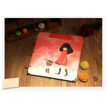 Scrapbook de decoração de papel para Kits DIY 1252