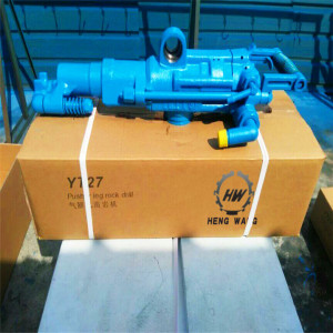 YT24 YT27Y T28 Pneumatic portable drilling machine