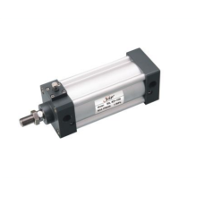 ESP standard SIL series double acting pneumatic aluminum cylinders