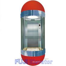 Ascenseur panoramique en Chine