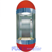Panoramic Elevator/Lift Price in China