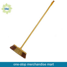 soft bristle broom