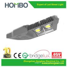 Luz de rua de alta qualidade da luz de rua do diodo emissor de luz ilumina 60W ~ 80W IP65 luz de Bridgelux