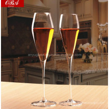 200ml High Grade Crystal Glass Goblet, Wine Glass with Handing Making