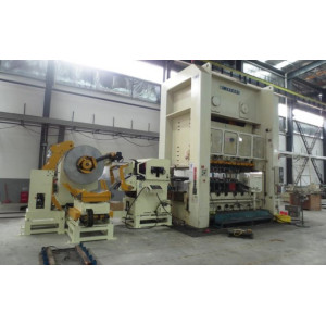 Coil Press Feed Lines