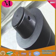 Chine usine directe électrode HP UHP RP graphite pour la fusion