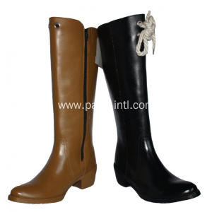 Long-Cutting Horse Riding Boots