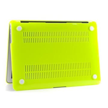 Casos de Apple Laptop para MacBook PRO 11.6 13.3 15.4 Polegada Grind Arenaceous Shell