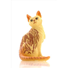 China Supplier ABS Injection Process Plastic Cat Toy