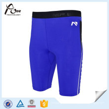 Hombres de diseño personalizado Running Tights Supplex Fitness Wear