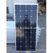 Módulos solares mono de 140W na China com certificados completos