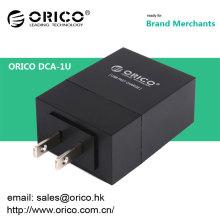 ORICO DCA-1U 5V2.1A mini carregador USB de porta simples