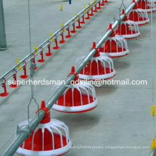 Full Set Automatic Poultry Farm Equipment for Broiler Production