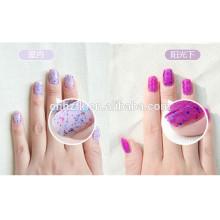 Pigment thermochromique pour vernis à ongles