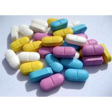 Alta calidad 0.15g Clotrimazole Effervescent Tabletas