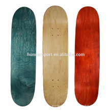 Billige neue Art kanadische Ahornholz-Skateboardplattformen Großverkauf