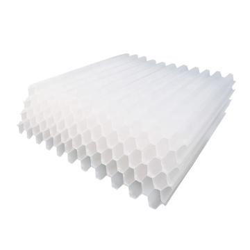 Wasseraufbereitungs-Clairifier Kunststoffrohr-Siedlerblatt