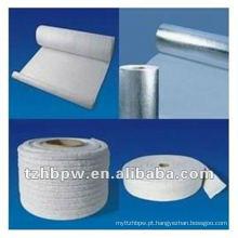 Isolamento térmico pano de fibra cerâmica