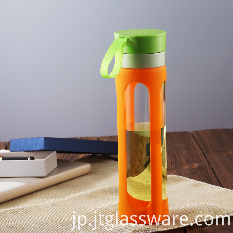 glass water Sports Bottle