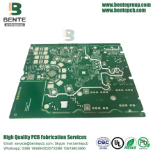 6-layers Multilayer PCB FR4 Tg150 PCB 1oz