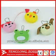 Новый дизайн детей игрушка ленты мило плюшевых животных мера