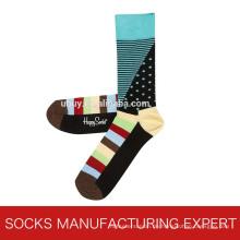 Hohe Qualität der glücklichen Socke