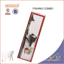 FDSF342 rod combo solid Eposy blank game fishing rod game rod combo