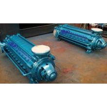 Pompe centrifuge horizontale à plusieurs étages