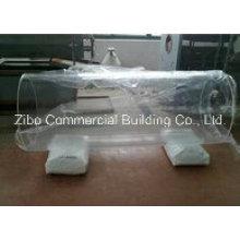Tubulação acrílica do tubo acrílico de alta qualidade para o aquário / aquário