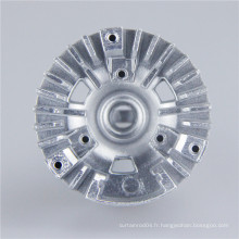 Accessoires électroniques personnalisés avec moulage en aluminium