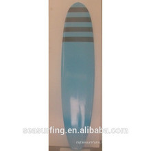 2015 light blue color longboards china surfboard manufacturers~!!