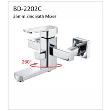 Bd2202c 35mm Zinc solo grifo del baño de la palanca
