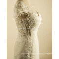 2017 fashion style lace tulle wedding dress mermaid with real photos