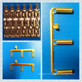 OEM Precision Customized Stamping Parts Electrical Terminal Connector (HS-DZ-0055)