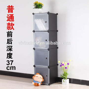 Room Save High Quality Useful Home Wardrobe \Colorful Four Floors Square Wardrobe\Creative Wardrobe Receive Frame