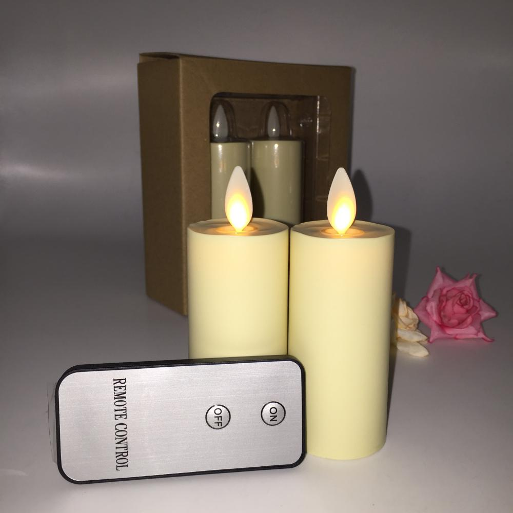 luminara votive candle with remote
