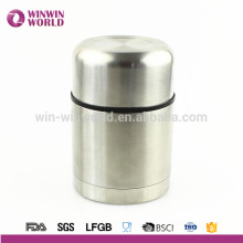 New Business Idea Double Wall Vacuum Insulated Stainless Steel Food Jar