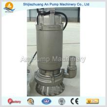 Fundición de precisión de acero inoxidable de precisión de la bomba de aguas residuales sumergibles